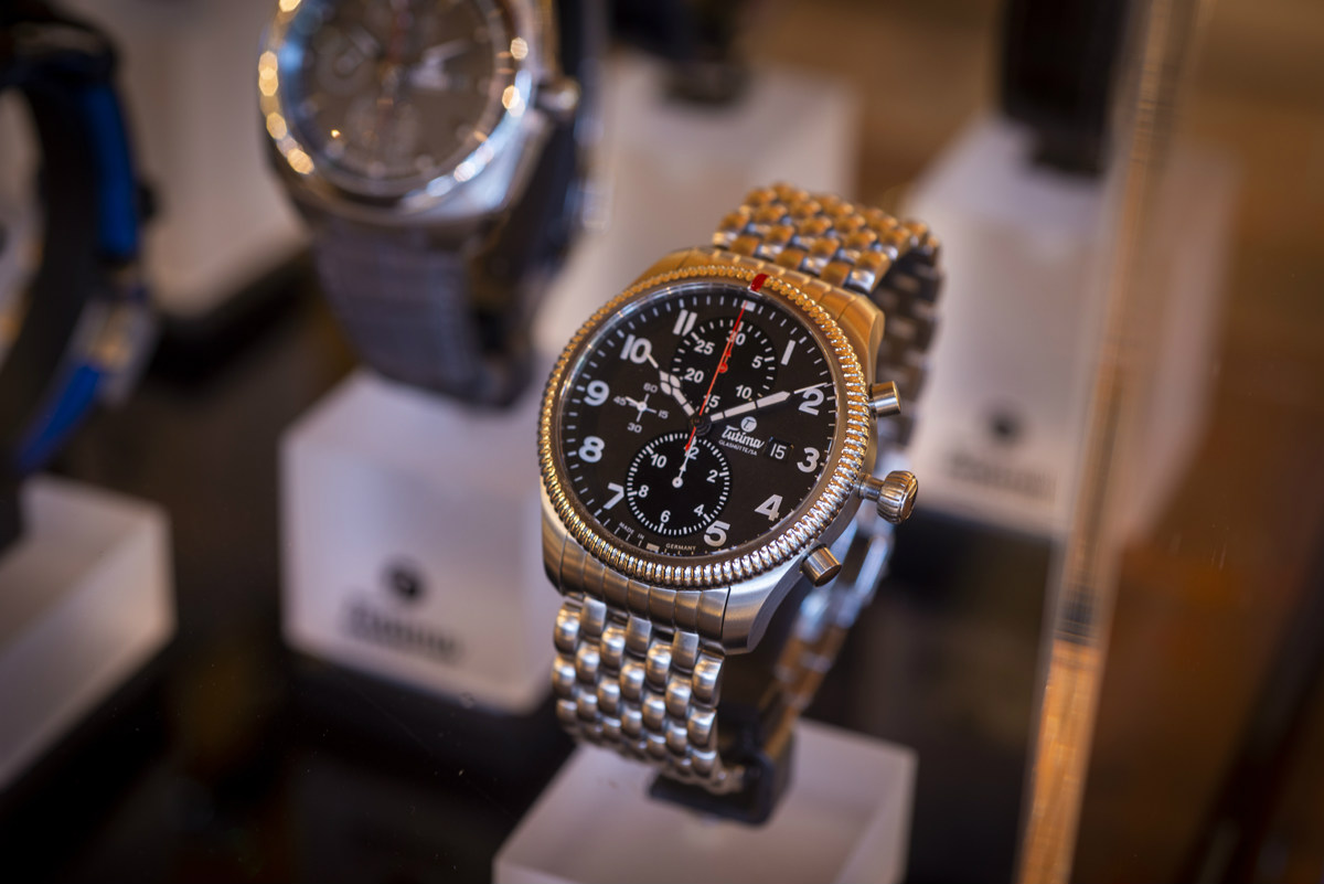 Tutima Glashutte at the Watchmakers Club event 2019